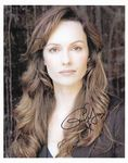 Emma Campbell-Jones 'Cass' DOCTOR WHO Genuine Signed Autograph 10 x 8 COA  11334